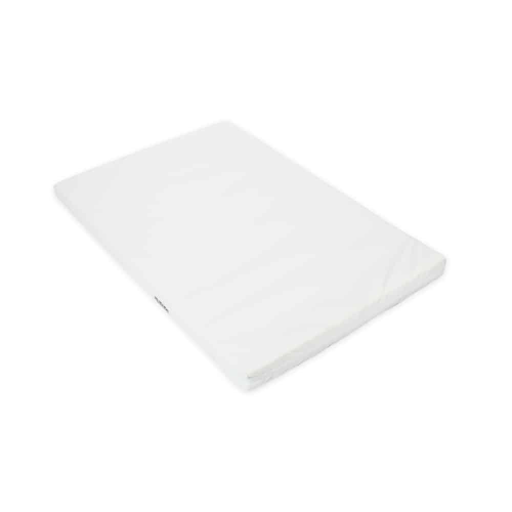 SUZY® Microfibre Hypoallergenic Pram Mattress 74 x 33 x 4cm Thick Rounded Corner
